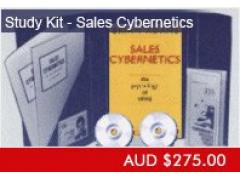 SALES CYBERNETICS - Home Study System Compendium Case