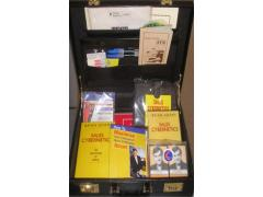 SALES CYBERNETICS - Home Study System Attache Case