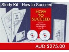 HOW TO SUCCEED - Home Study System Compendium Case