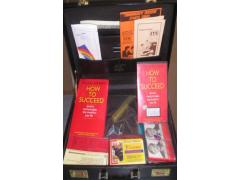 HOW TO SUCCEED - Home Study System Attache Case